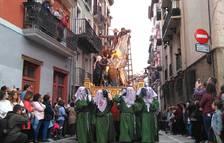 Imagen del paso de 'El Descendimiento'.