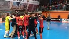 Aspil Vidal se clasifica para disputar el playoff por el título