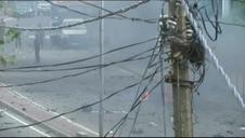 Explota una furgoneta cerca de una de las Iglesias atacadas en Sri Lanka