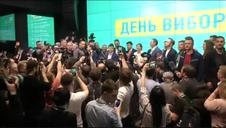 Volodímir Zelenski, de estrella de televisión a presidente de Ucrania
