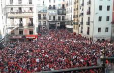 En la Plaza del Ayuntamiento les espera un ambientazo