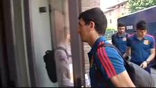 La selección sub21 llega a Módena