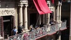 Pepe Habichuela y Ketama en Flamenco en los Balcones, Ayuntamiento de Pamplona