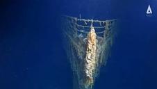 Un equipo de expertos filma los restos del Titanic por primera vez 107 años después de su hundimiento