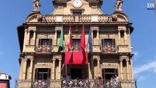 Tomatito en Flamenco en los Balcones, Ayuntamiento de Pamplona