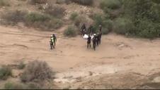 El temporal se cobra su sexta víctima en la localidad alicantina de Matanza