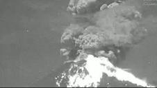 Nueva erupción en México del volcán Popocatepetl