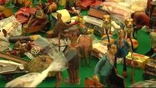 Cuarta edición del alicantino Mercadillo del Juguete Antiguo de Ibi