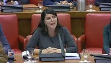 Batet expulsa de la Diputación Permanente a una diputada de VOX