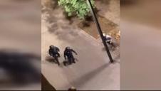 Segunda noche sin incidentes graves en las calles de Barcelona