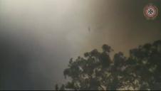 El fuego devora miles de hectáreas en Australia