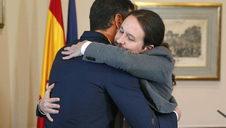 Sánchez e Iglesias alcanzan un acuerdo para un