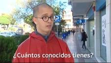Un estudio asegura que en España tenemos de media 536 conocidos