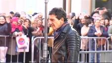 Antonio Banderas estrena su esperado musical en Málaga