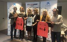 Foto de la presentación de la XXXVII San Silvestre de Pamplona.