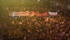 Miles de personas piden en Madrid soluciones reales para salvar el planeta