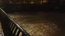 Los ríos Arga y Ultzama duplican su caudal
