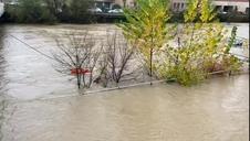 Inundaciones en Pamplona - Oblatas