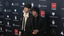 Desfile de estrellas en la alfombra roja de los Premios Feroz 2020