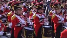 San Sebastián celebra su tradicional 'Tamborrada'