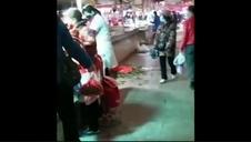 Caos en Wuhan ante el aislamiento por el coronavirus