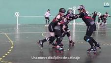 Vídeo de las 'Nafarriors', el primer equipo navarro de Roller Derby