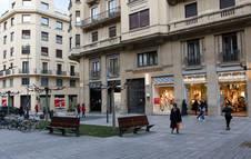 Foto de la nueva tienda de Stradivarius en Carlos III.