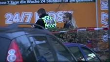 Mueren tiroteadas 9 personas en dos bares de la ciudad alemana de Hanau