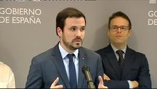 VÍDEO |Garzón defiende su propuesta para la regulación de la publicidad del juego online