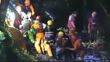 Vídeo | La crecida de un río en Indonesia causa la muerte de ocho estudiantes
