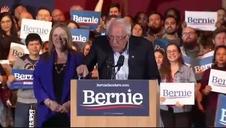 Vídeo: Sanders consolida su liderazgo en la carrera presidencial tras su victoria en Nevada