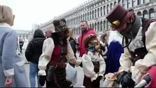 Venecia suspende su carnaval por el coronavirus