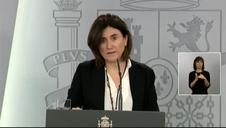 España registra 8.189 fallecidos por coronavirus