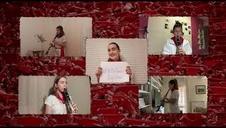 Vídeo: La Banda de Música de Aoiz anima el confinamiento con música sanferminera