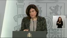 Vídeo | España registra un repunte con 743 muertos tras cuatro días de caídas