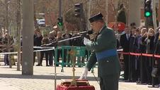Vídeo | Marlaska cesa al jefe de la comandancia de la Guardia Civil en Madrid