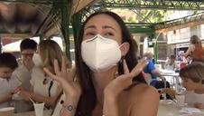 Vídeo | La nueva normalidad incluye acostumbrarse a usar la mascarilla