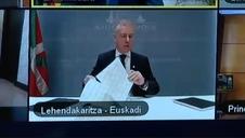 Sánchez comunica a los presidentes autonómicos su intención de pedir una última prórroga