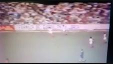 Vídeo del gol de Rández en el ascenso de 1980