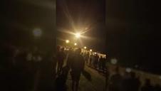 Vídeo: Más de doscientas personas se reúnen en una fiesta en el lago de Mendillorri