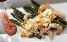 Ésta es una de las tres recetas con huevo duro de hoy