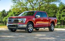 Ford lanza la 14 generación de su vehículo más importante, la camioneta F-150