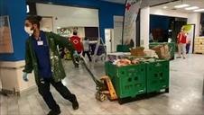 Vídeo: El balance de la campaña de Cruz Roja #KilosDeSolidaridad en Navarra
