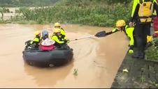 Vídeo: Más de 140 muertos en China por las fuertes lluvias