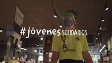 Vídeo para el Día Internacional de la Juventud: el Ayuntamiento de Pamplona con los jóvenes