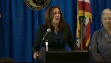Kamala Harris acompañará a Joe Biden en la carrera presidencial de Estados Unidos