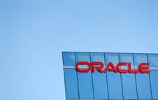 Foto de la compañía informática Oracle.