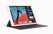 foto de La nueva versión del iPad Air presenta unos marcos mucho más estrechos y una pantalla retina líquida de 10,9 pulgadas.