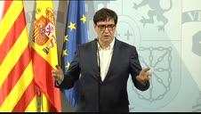 """Illa emplaza a Madrid a """"escuchar a la ciencia"""" y a """"revisar sus decisiones"""""""