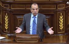 Vídeo con la réplica de Carlos García Adanero a EH Bildu en el Congreso